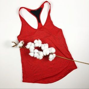 Lucy I run this tank racerback top